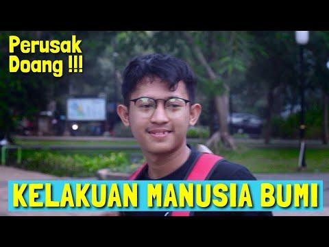 KELAKUAN MANUSIA BUMI  Short Story in real Life  Feat FIKRI FADLU
