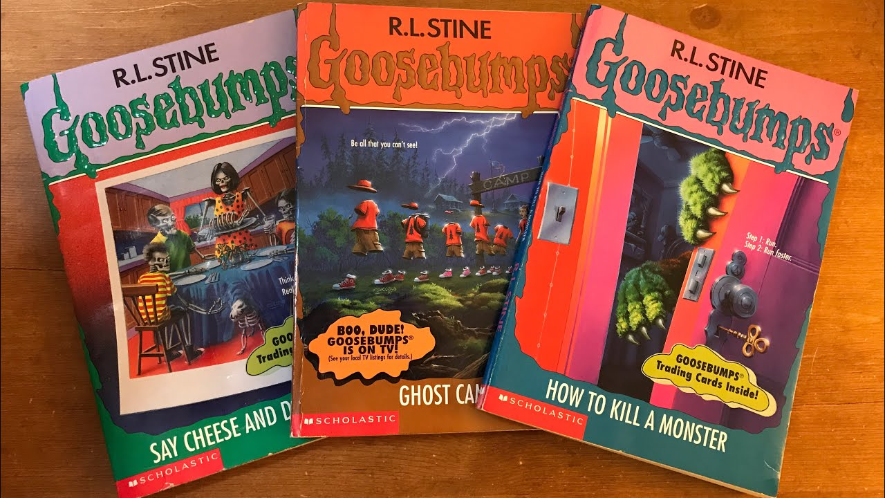 Say Cheese And Die Again How To Kill A Monster Goosebumps Review A Thon Youtube