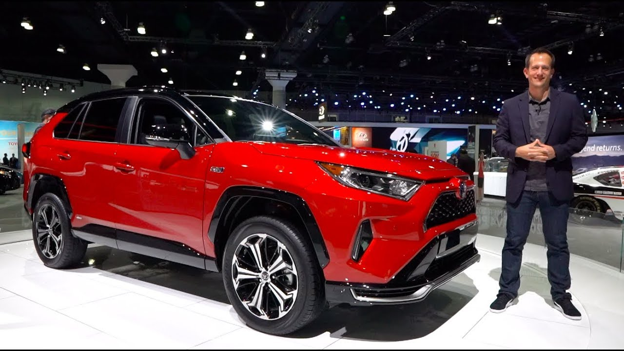 Is The 2021 Toyota Rav4 Prime The Ultimate Hybrid Plug In Suv To Buy Youtube