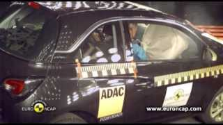 Opel Adam Crash Tests 2013 | AutoMotoTV