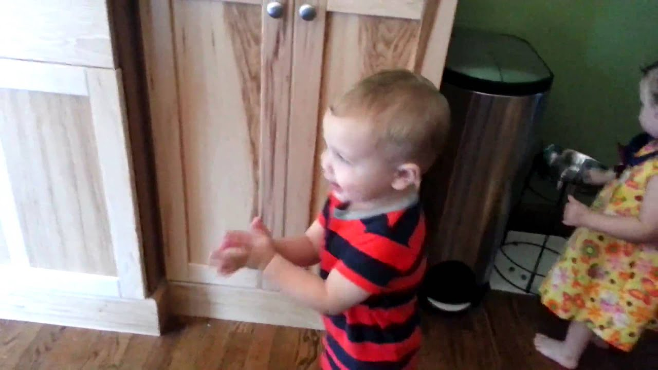 Watch This Little Boys Priceless Reaction After He Receives Steak Sauce for Christmas
