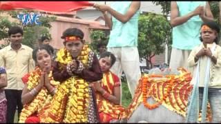 मुर्गा सवारी लेके - Aail Ba Navratar | Shani Kumar Shaniya | Bhojpuri Mata Bhajan