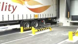 ARRIMATIC - Cale de camion / calage automatique de camion