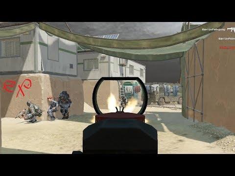 Warface: Лысый неизбраZZерс выдал мне АК-12