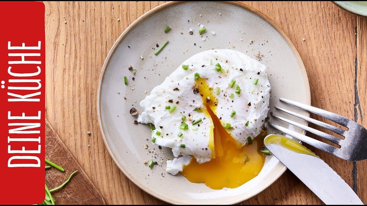Wie pochiert man Eier? | So einfach geht\'s | REWE Deine Küche