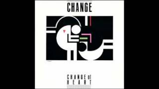 Watch Change Change Of Heart video