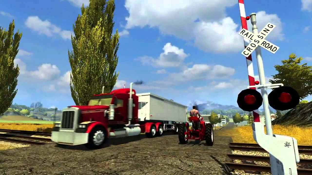 Farming Simulator Console Launch Trailer by Giants ...