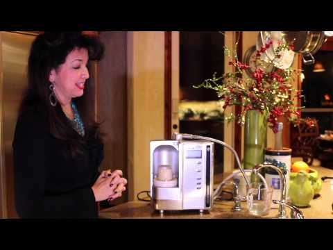 how to clean your Enagic Kangen Water machine