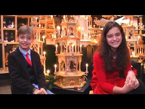 Sissi und Charlie Win - Weihnachten steht vor der Tür (Das Weihnachtslied 2016)