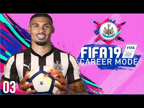 FIFA 19 | Newcastle Career Mode | S4 Ep3 - JUVENTUS UCL GAME!!