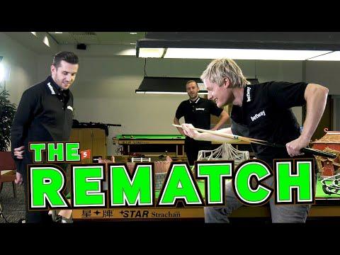 Mark Selby v Neil Robertson - Crazy Snooker rematch!