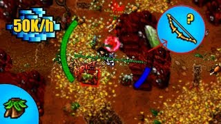 Tibia - Hunt level 40 • Forest Furies' Camp • PROFIT!