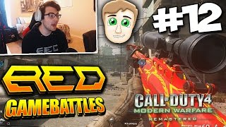 RANDUMB CAME TO DESTROY! - Red House Gamebattles #12 (MWR w/ Formula, Randumb, Nicks)