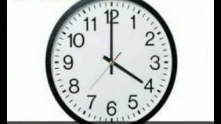 Английский язык. Урок 14. Обозначение времени.