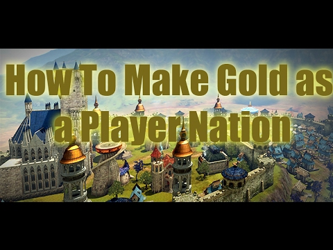 archeage how to make gold