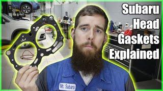 Subaru Head Gaskets Explained