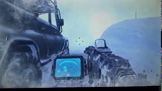 Call of Duty Modern Warfare 2 Xbox 360 Gameplay ITA Cap 2 Cliffhanger
