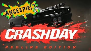 Angespielt - Crashday Redline Edition