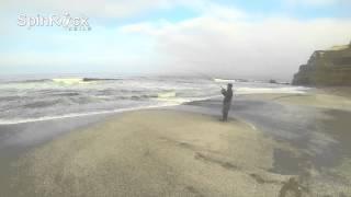 Pesca de Corvina con RTO Lures por SpinRock Chile