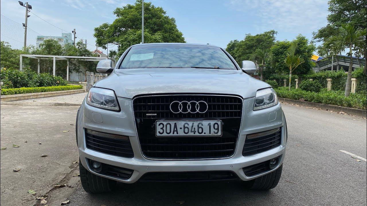 SIÊU VIP SIÊU SANG AUDI Q7 giá mới gần 10 tỷ, giá bây giờ thì rẻ như morning, xe ĐẠI CHẤT.0938586307