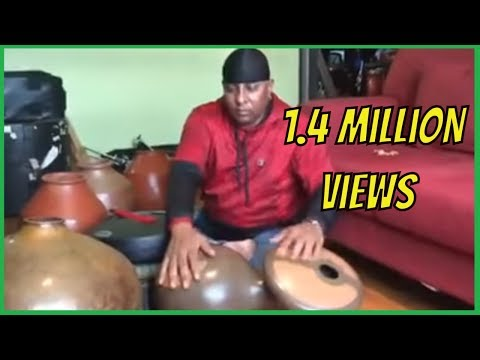 sivamani plays ghatam | sivamani drums