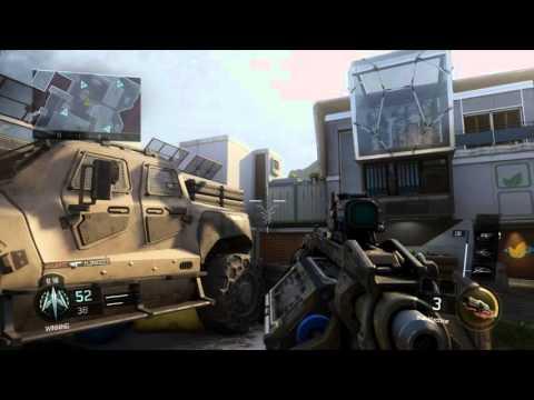 Black Ops 3 - Quad feed [War machine] Clip