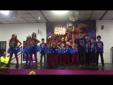 Talent show colegio The Kings school panama