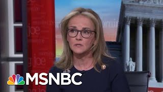 Congresswoman Slams ICE Raids, Inhumanity At Border | Morning Joe | MSNBC