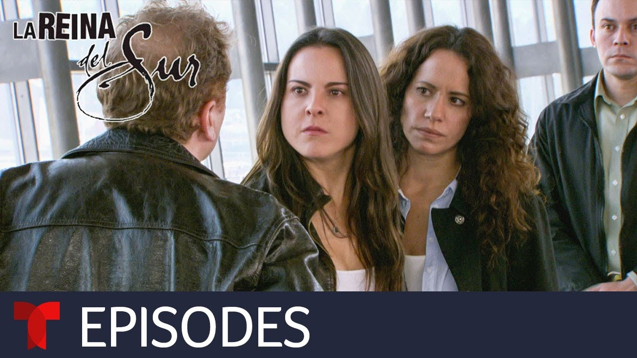 [La Reina del Sur] Capítulos Online (Web Antena 3)