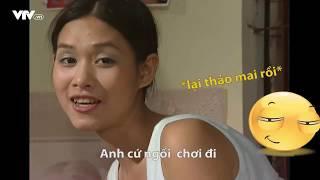 """Nghệ thuật """"đuổi khách"""" của chị Nguyệt thảo mai   VTV24"""