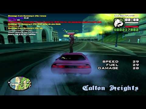Gta San Andreas Infernus Car Drift.