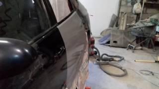 Hyundai Elantra. Ремонт двери. Часть 4