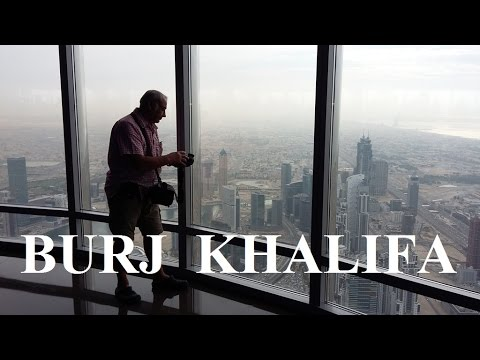 Dubai Burj Khalifa at the TOP Part 13
