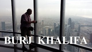 Dubai Burj Khalifa at the TOP Part 13