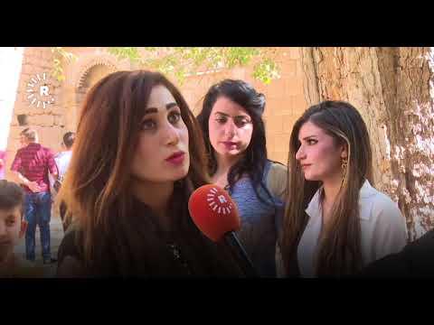 Yezidis gather in Lalish for sacred Jamaya festival