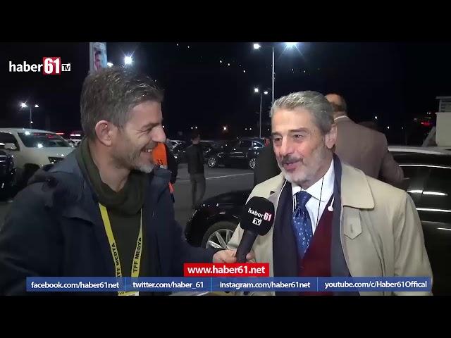 Sadık Albayrak'tan seçim ve Trabzonspor değerlendirmesi