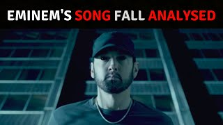 Eminem's Fan Disses MGK | Eminem Interview | Fall Meaning in Hindi