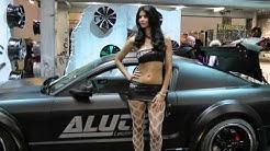 Micaela Schäfer auf der Essen Motor Show 2010 in FullHD 1080p