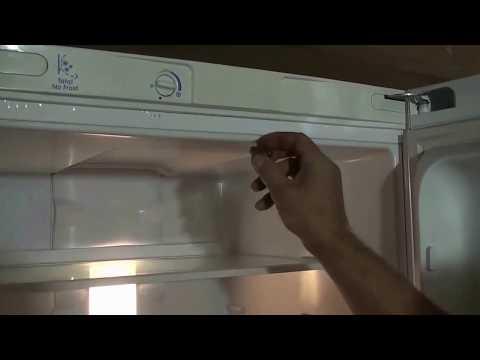 Ремонт холодильника индезит ноу фрост своими руками видео