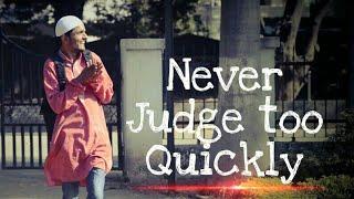 NEVER JUDGE TOO QUICKLY ||fugly||