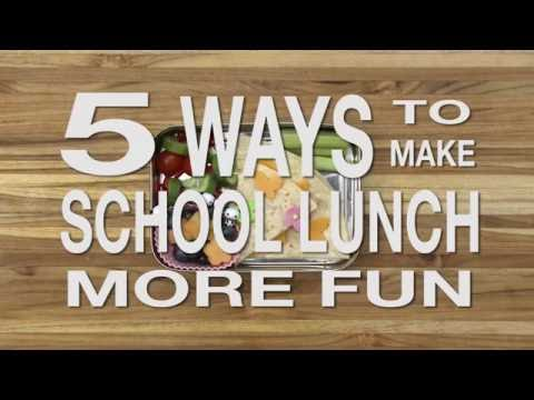 Fun school lunch ideas | GreatSchools