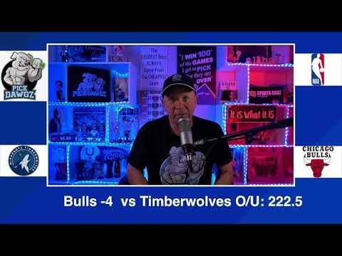 Chicago Bulls vs Minnesota Timberwolves 2/24/21 Free NBA Pick and Prediction NBA Betting Tips