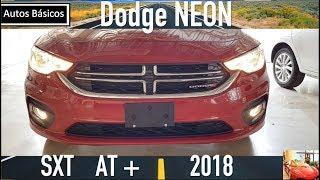 Dodge NEON 2018 Tope de gama