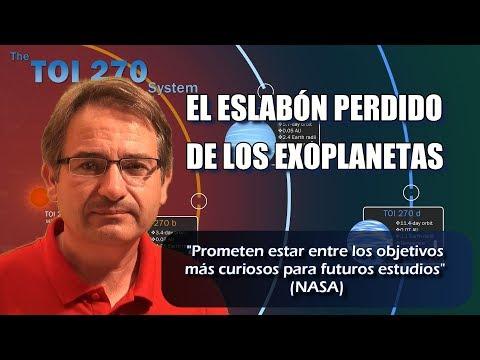 """TESS descubre tres exoplanetas según la NASA dos son muy """"curiosos"""""""