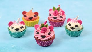(Ad) Creating cupcakes with Num Noms!
