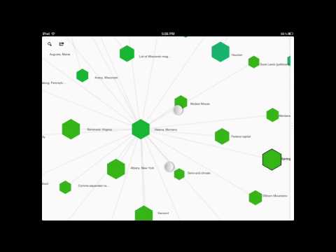 Visual Wikipedia Reader For iPad - WikiWeb Review
