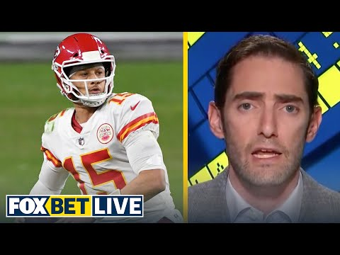 I'll take Mahomes & Chiefs over Brady & Buccaneers in Week 12 — Todd Fuhrman | NFL | FOX BET LIVE