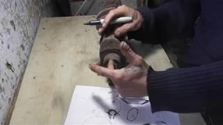 Варианты установки шпонки в разбитое шпоночное гнездо