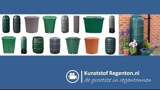 Regenton specialist | Kijk op kunststof regenton.nl