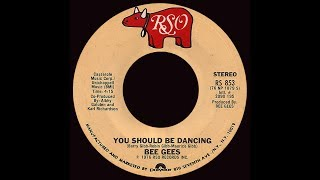 The Bee Gees ~ You Should Be Dancing 1976 Disco Purrfection Version